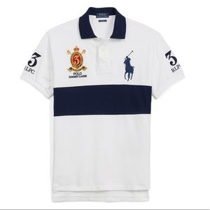 RALPH LAUREN Polo shirt. Brand new with tags.